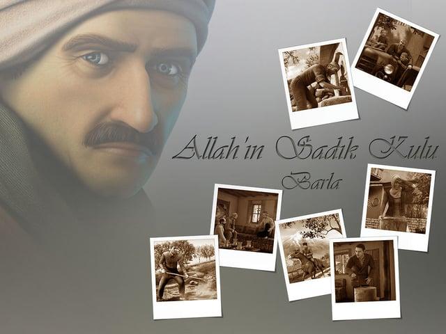 Allah'ın Sadık Kulu Barla Yapım Aşaması