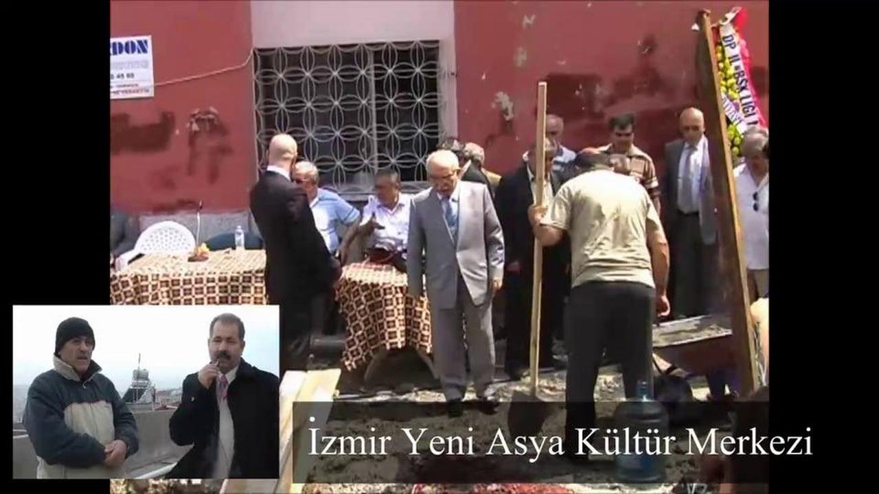 İzmir Yeni Asya Kültür Merkezi  Kaba Sıva Çalışmaları – 3