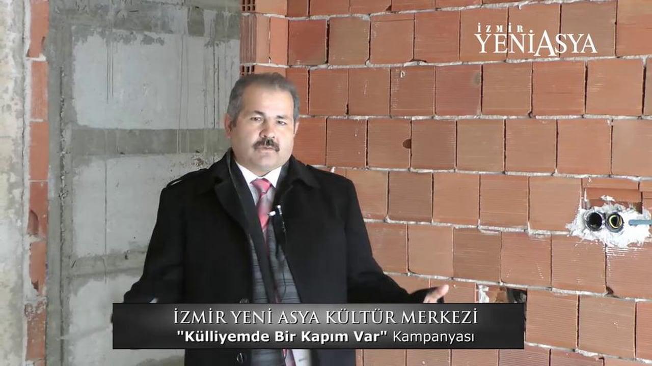 """İzmir Yeniasya Kültür Merkezi """"Külliyemde Bir Kapım Var"""" Kampanyası – 4"""