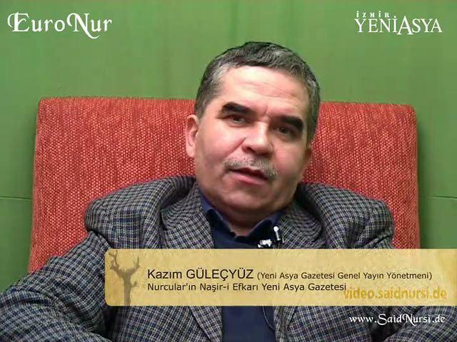 Nurcular'ın Naşir – i Efkarı Yeni Asya Gazetesi