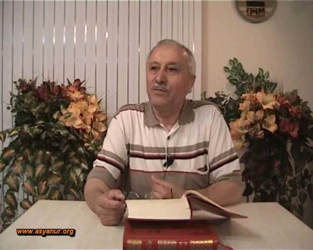 Risale-i Nur Külliyatı'ndan 7. Söz