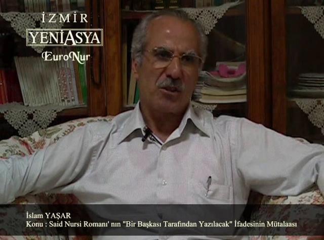Said Nursi Romanı Bir Başkası Tarafından Yazılacak