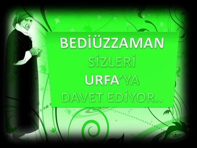 Urfa'da Bediüzzaman Mevlüdü – 2010 Fragman