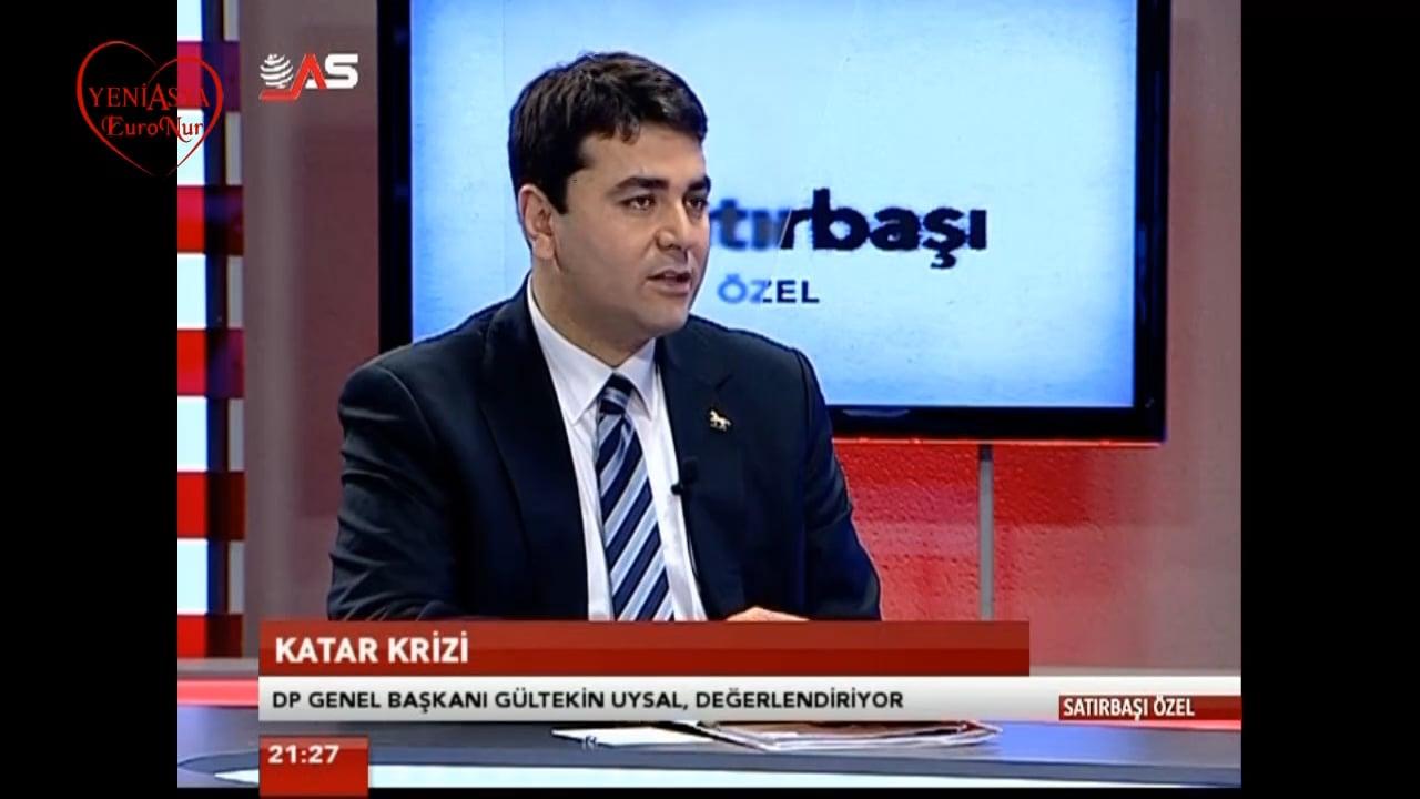 DP, Türkiye'nin genelini kuşatacak siyasi yapıya sahiptir